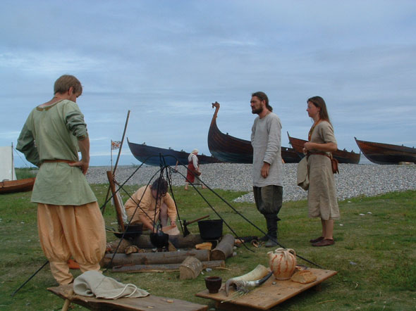 Vikings en Normandie