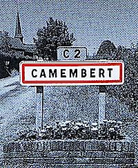 Village de Camembert. (Photo Éric Bruneval © Patrimoine Normand).