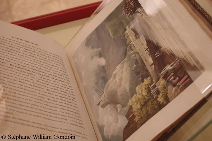 Un ouvrage de Voyages pittoresques comme on les appréciait en Angleterre au début du XIXe siècle.