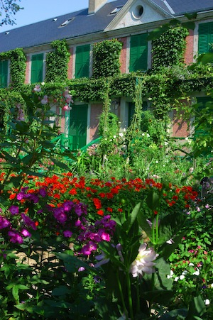 Giverny impression jardin vivant for Le jardin normand