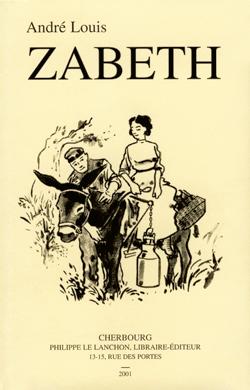 Zabeth d'André Louis - 159 pages